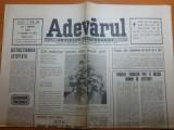 ziarul adevarul 1 martie 1990 -art.  treptat,spre saptamana de lucru de 5 zile