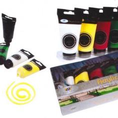Culori Acrilice 6 Tuburi