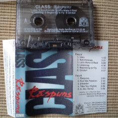 Class raspuns caseta audio muzica house pop dance Sfinx experience breakbeat - Muzica Pop roton, Casete audio