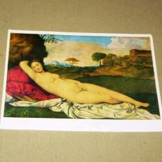 Arta - pictura - nud - venus - 2+1 gratis - RBK17571 - Carte postala tematica, Necirculata, Printata