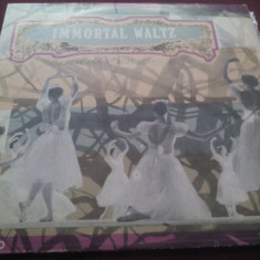 DISC VINIL IMMORTAL WALTZ - Muzica Opera