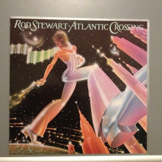 ROD STEWART - ATLANTIC CROSSING (1975/ WARNER REC/ RFG) - Vinil /Impecabil (NM) - Muzica Pop