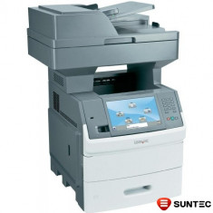 Imprimanta Multifunctionala Laser Lexmark X656de 16M1797 (cartus incarcat 100% 36000 pagini), ambalaj original