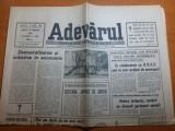 """Ziarul adevarul 13 martie 1990-articolul """" despre martiri """""""