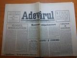 ziarul adevarul 24 februarie 1990-pe 14 decembrie 1989 iasul putea fi timisoara