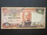 Angola . 100 escudos . 1972