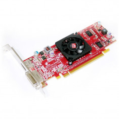 **REDUCERE** Placa video ATI Radeon HD4550 512MB DDR3 64-Bit, DVI, DP, GARANTIE! - Placa video PC ATI Technologies, PCI Express