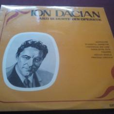DISC VINIL ION DACIAN - Muzica Opera
