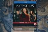 Film - Nikita - Complete Series [Sezoanele 1-4, 13 Discuri Blu-Ray], release UK, BLU RAY, Actiune, Engleza