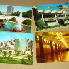 Lot 4 vederi - carti postale - Tashkent - Uzbekistan - 2+1 gratis - RBK17589 - Carte postala tematica, Necirculata, Printata