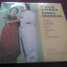 DISC VINIL SILVIA VOINEA IONEL VOINEAG - Muzica Opera