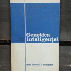 GENETICA INTELIGENTEI