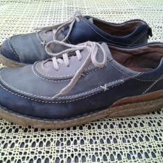 Josef Seibel, pantofi barbat, mar. 41 - Pantof barbat, Marime: 43, Culoare: Din imagine