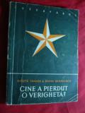 Nicuta Tanase si S.Georgescu -Cine a pierdut o verigheta -Ed. Luceafarul 1957, Alta editura