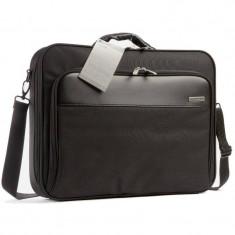 Geanta notebook Belkin F8N205 neagra 17 inch - Geanta laptop Belkin, Geanta de umar, Nailon, Negru