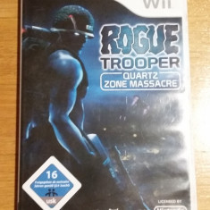 Wii Rogue trooper - joc original PAL by WADDER - Jocuri WII, Shooting, 16+, Multiplayer
