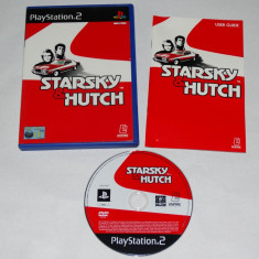 Joc Sony Playstation 2 PS2 - Starsky & Hutch - Jocuri PS2 Altele, Actiune, 16+, Single player