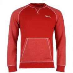 Bluza sport Everlast-cel mai mic pret - Bluza barbati, Marime: S, M, Culoare: Rosu