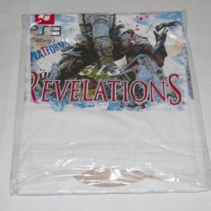 Tricou personalizat Assassin Creed Revelations XL sigilat - Tricou barbati AWS, Culoare: Alb, Maneca scurta
