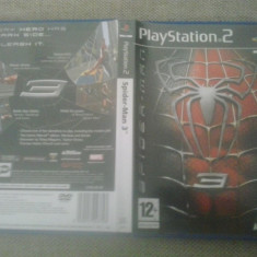 Spider-Man 3 - JOC PS2 - Jocuri PS2, Actiune, 12+, Single player