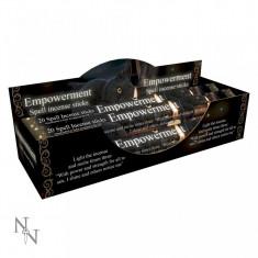 Bețișoare de tămâie pentru ritual de putere - patchouli - Betisoare parfumate