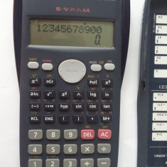 CALCULATOR   CASIO FX-82MS ,FUNCTIONEAZA .