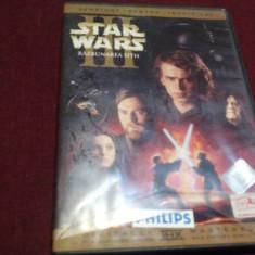FILM DVD STAR WARS  RAZBUNAREA SITH, Engleza