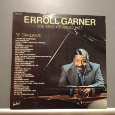 ERROLL GARNER - THE KING OF PIANO JAZZ - 2LP(1980/FESTIVAL/RFG) -Vinil/Impecabil - Muzica Jazz