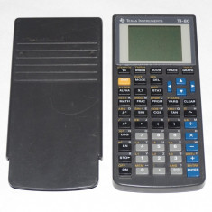 Calculator stiintific Texas Instruments TI-80 - Calculator Birou