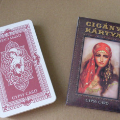 TAROT TIGANESC / GYPSY FORTUNE TELLING CARDS / CIGANY KARTYA / CARTI DE GHICIT - Carte Hobby Ezoterism