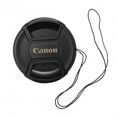 Capac obiectiv Canon 77mm LC-77 - Capac Obiectiv Foto