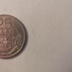 CY - 25 bani 1966 Romania