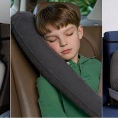 Perna pentru calatorii gonflabila Travel Pillow