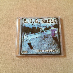 CD hip hop B.U.G. Mafia - De cartier (1998), NOU, foarte RAR !!! - Muzica Hip Hop cat music