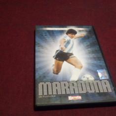 FILM DVD MARADONA, Engleza