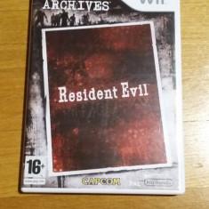 Wii Resident evil - joc original PAL by WADDER, Shooting, 16+, Single player, Capcom