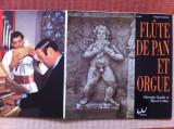 GHEORGHE ZAMFIR MARCEL CELLIER IMPROVISATIONS Flute pan orgue nai disc vinyl lp