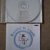 omuletul de zapada various compilatie cd disc muzica pop usoara hituri cat music