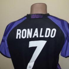 TRICOU REAL MADRID RONALDO SEZON NOU MARIMI S-XXL - Tricou echipa fotbal, Marime: L, M, S, XS, Culoare: Din imagine, De club, Maneca scurta