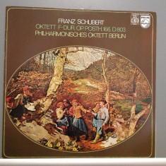 SCHUBERT - OKTETT F, OP 166, D 803 (1978/Philips Rec/RFG) - Vinil/Impecabil (NM) - Muzica Clasica universal records