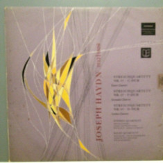 Haydn - String Quartett 77, 17, 67 (1971/Telefunken/RFG) - Vinil/Clasica/Impecabil - Muzica Clasica universal records