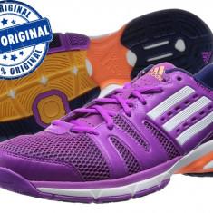 Adidasi dama Adidas Volley Light - adidasi originali - handbal, Culoare: Mov, Marime: 37 1/3, Textil