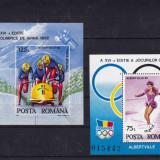 ROMANIA 1992, LP 1275, LP 1276, J. O. DE VARA ALTBERVILLE COLITE MNH - Timbre Romania, Nestampilat