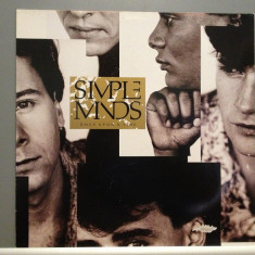 SIMPLE MINDS - ONCE UPON A TIME (1985/VIRGIN REC/RFG) - Vinil/Pop/Impecabil (NM) - Muzica Pop virgin records