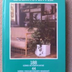 Szobanovenyek 188 NoVeNY hobby carte in limba maghiara