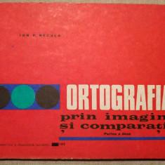 Ortografia prin imagini si comparatii, Ion P. Necula, Bucuresti, 1972, Didactica si Pedagogica
