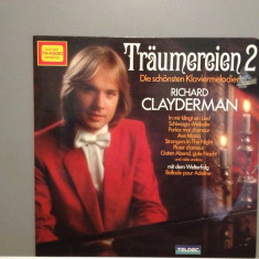 RICHARD CLAYDERMAN - The Most Beautiful...(1980/DECCA/RFG) - Vinil/Impecabil(NM) - Muzica Clasica decca classics