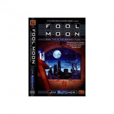 Jim Butcher - Fool Moon (Book Two of the Dresden Files)