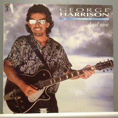 GEORGE HARRISON (ex BEATLES)- CLOUD NINE (1987/WARNER/RFG) - Vinil/Impecabil(NM)