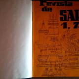 Revista de sah anii 1973, 1974 {24 numere, colegate} - Carte sport